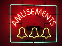 Amusements Neon Signs